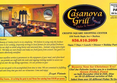 Specialty Campaigns Direct Mail Postcard